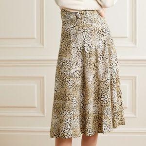 NWT FAITHFULL THE BRAND Luda Skirt